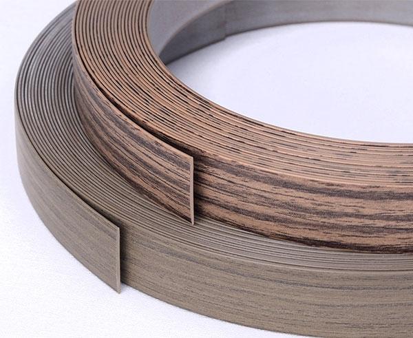 超哑光木纹PVC封边条